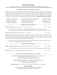 sample teacher resumes and cover letters teaching resume and sample teacher resumes and cover letters resume sample educator inspiration printable sample educator resume full size