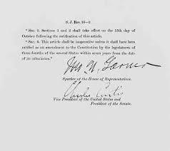 「Twentieth Amendment to the United」の画像検索結果