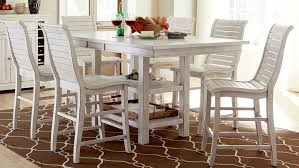 Distressed White Kitchen Table Dining Room Furniture My Rooms Furniture Gallery
