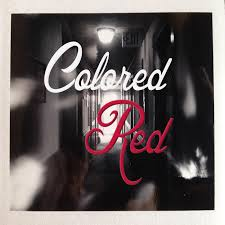 Colored Red