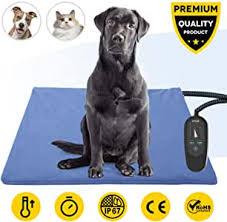 Pet Heating Pad, Dog Electric Heating Pad, 29.5''x17 ... - Amazon.com