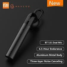 Xiaomi <b>HAYLOU</b> BT бизнес <b>наушники</b> L1 с двойным микрофоном ...