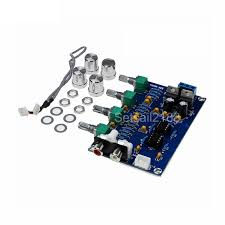 xh m164 power amplifier front board sound ne5532 amplification beautification and adjustment of high bass