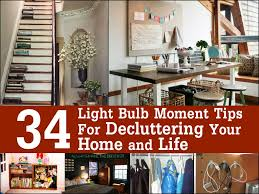 Light Bulb Moment Tips For Decluttering Your Home And Life - Decluttering your bedroom