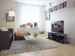 living room with bed: fascinating images of black white grey living room decoration for your inspiration gorgeous black white