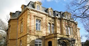 Вилла Foch в Люксембурге: дом, который сохранил банк