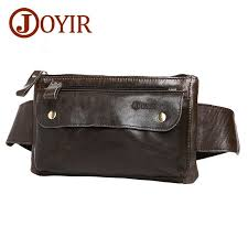 Sweet Solid 120cm Male Shoulder Bags <b>JOYIR Genuine Leather</b> ...