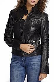 <b>Кожаная куртка MIO CALVINO</b> арт MIOHA10018W_BLACK BLACK ...