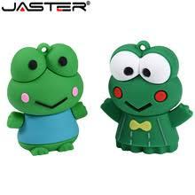 JASTER милый мультфильм животных лягушка <b>usb</b> флэш ...