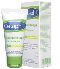 Cetaphil Увлажняющий <b>защитный крем</b> — купить по выгодной ...