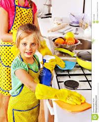 clean kitchen: clean kitchen clipart for kids