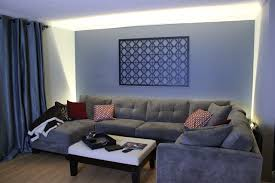 inspired led accent lighting living room wall wash contemporary family room alumleds wall wash lighting