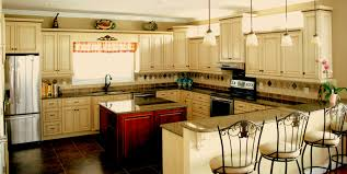 painted kitchen cabinets vintage cream:  images about easy kitchen cabinets in stock on pinterest oak cabinets shaker style and cherries