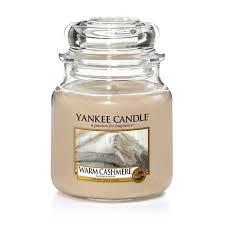 <b>WARM CASHMERE</b> | YANKEE CANDLE