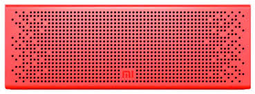 Беспроводная акустика Xiaomi <b>Mi Bluetooth Speaker Red</b> (QBH ...