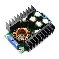 DC 24V to <b>DC 12V 12A</b> High Power LED Driver Constant Current ...