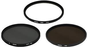 Набор <b>светофильтров Hoya</b> Digital Filter Kit II (46 мм) — купить в ...