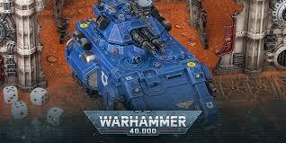 Space Marines <b>Gladiator</b> – Model Focus - Warhammer Community