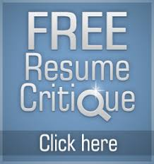 free resume critique   resume professional writersfree critique