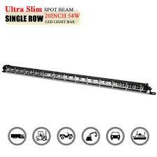 <b>Car</b> & Truck Light Bars Motors Led Light Bar <b>Ultra</b>-<b>thin 20 Inch</b> ...
