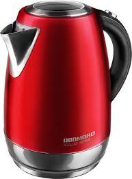 <b>Чайник электрический Redmond</b>, <b>RK-M1791</b>, красный — купить в ...