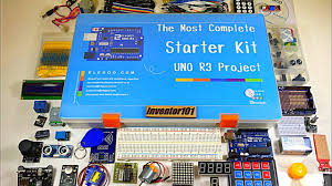 <b>Arduino</b> Complete <b>Starter KIT Uno R3</b> by Elegoo - YouTube