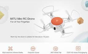 Бюджетный <b>квадрокоптер</b> Xiaomi <b>MiTu</b> Mini <b>RC</b> Drone / Дроны ...