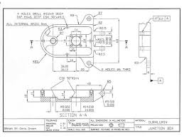 cpg engineering   examples  mechanical engineering drawing – electricity adjustment unit engineering drawing – junction box