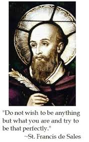 Saint Francis de Sales's quotes, famous and not much - QuotationOf ... via Relatably.com