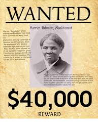 pie on the harriet tubman bill works for me post scripts harriet tubman wanted poster