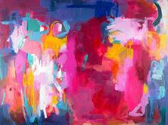 179 Best <b>Pink Abstract</b> Art images in 2020 | <b>Pink abstract</b>, <b>Pink</b> wall ...