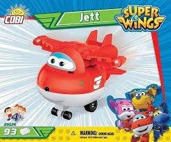 <b>Конструктор</b> Super Wings <b>JETT</b> 93 Ел. <b>COBI</b> 25126 — в Категории ...