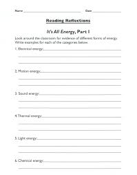 forms of energy everyday examples to help students examples of energy