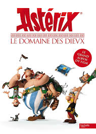 Astérix – A Terra dos Deuses – Legendado