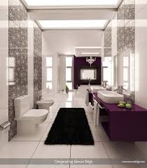 Silver And Purple Bedroom Design500692 Purple And Silver Bathroom 25 Trending Purple