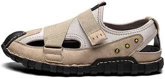 ZLYZS <b>Men's Sandals</b> Toe <b>Sandals</b> Stretch <b>Sandals Outdoor</b> ...
