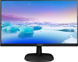 Купить <b>монитор Philips Монитор Philips 223V7QSB</b>/<b>10</b>, черный ...