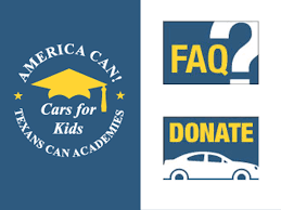 Cars for Kids | Car Donation | Texans Can! Dallas Houston Austin ...