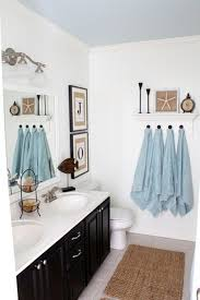 coastal bathroom designs:  stylish seaside bathroom ideas home interior design simple amazing simple and stylish seaside bathroom ideas home