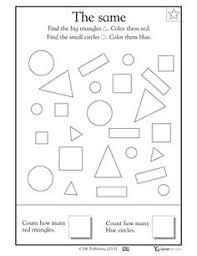 Worksheets, Math worksheets and Free math worksheets on PinterestOur 5 favorite preK math worksheets