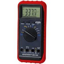 <b>Мультиметр ELITECH ММ 500</b>