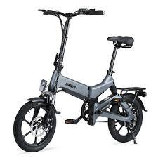 "<b>DOHIKER 16</b>"" Elektrofahrrad Klapprad City E-Bike Pedelec Folding ..."