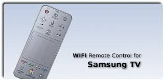 TV (Samsung) <b>Smart</b> Remote (w touchpad & keyboard) - Apps on ...