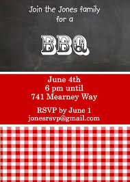 barbecue party invitations bbq invitations new selections spring 2017 chalkboard and picnic cloth bbq party invitations