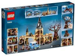 Купить <b>Конструктор LEGO Harry</b> Potter 75953 Гремучая ива по ...