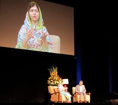 they shot the wrong girl says malala s favorite author khaled they shot the wrong girl says malala s favorite author khaled hosseini