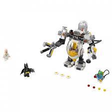 <b>Конструктор Lego Batman Movie</b> Бой с роботом Яйцеголового ...