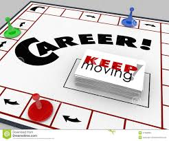 job promotion career move work ambition royalty stock image career board game keep moving advancing promotion stock photos