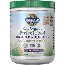 <b>Food</b> Supplement Powders | Garden of Life AU