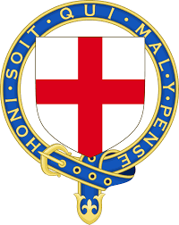 Image result for st george knights of the garter